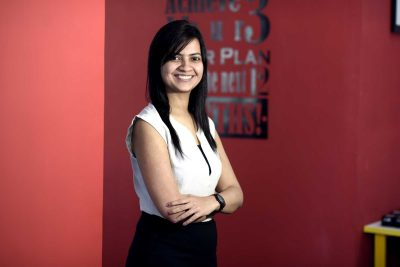 Female Entrepreneurs In India - Manisha Raisinghani - LogiNext