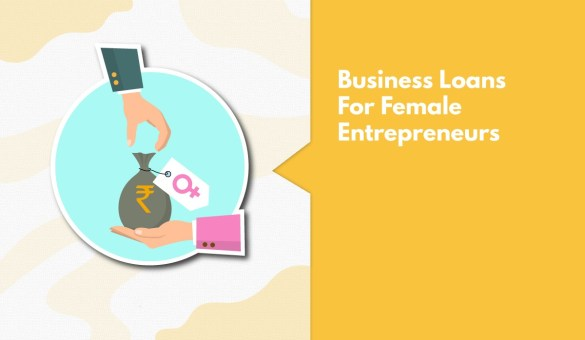 startup business loan for women india