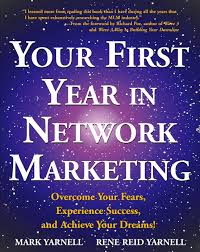 best network marketing books - First year in network marketing