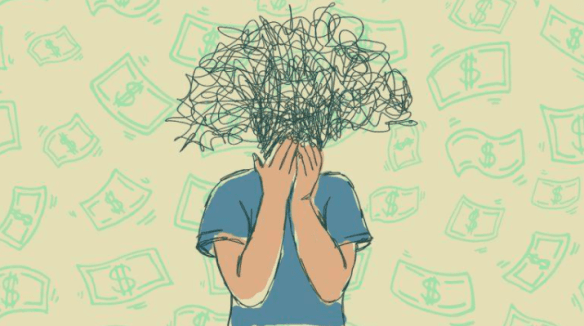 financial anxiety