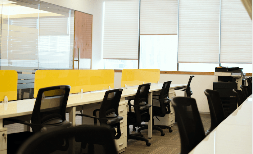 Instaoffice coworking spaces in Bangalore