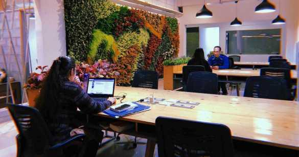 coworking space in Mohali - Charging Bull