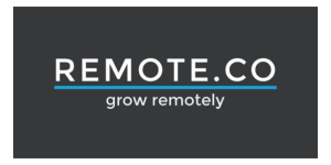 Remote.co for remote workers