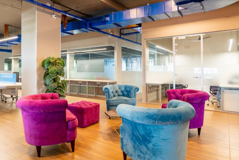 Evolve work studio- shared workspace in Bangalore