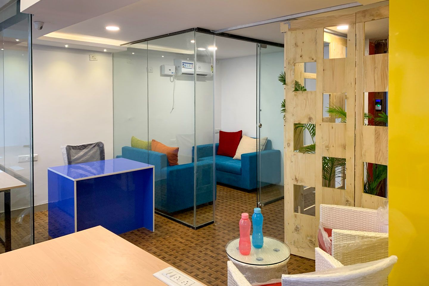 Grit coworks- shared office space in Bangalore