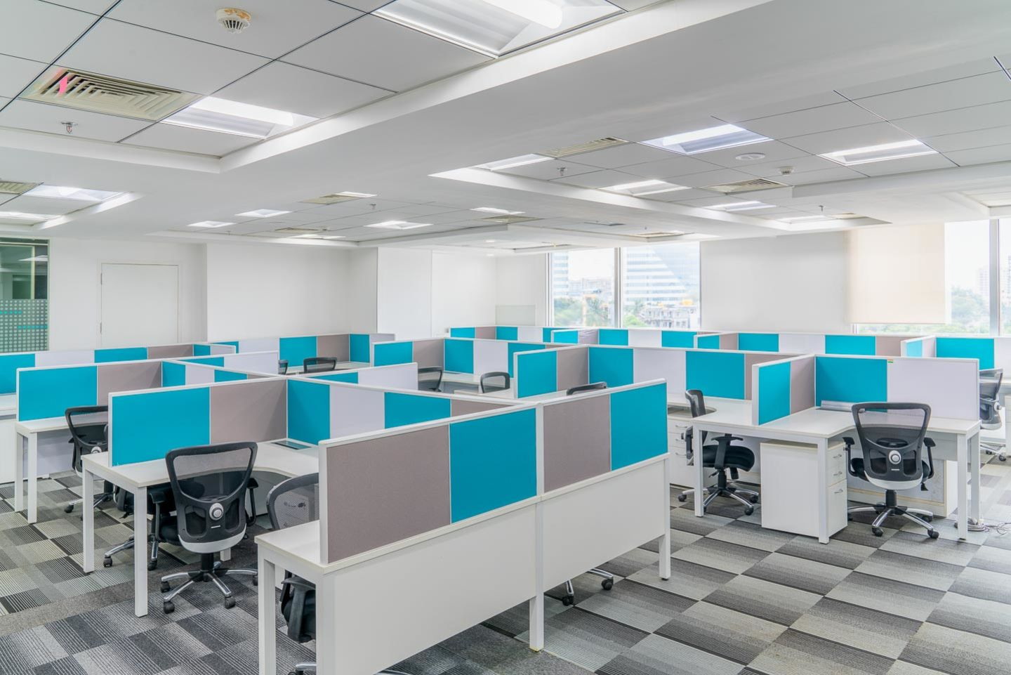 Vatika Business Centre- shared office in Bangalore
