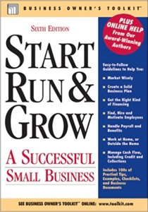 Start Run & Grow a Successful Small Business Toolkit Media Group