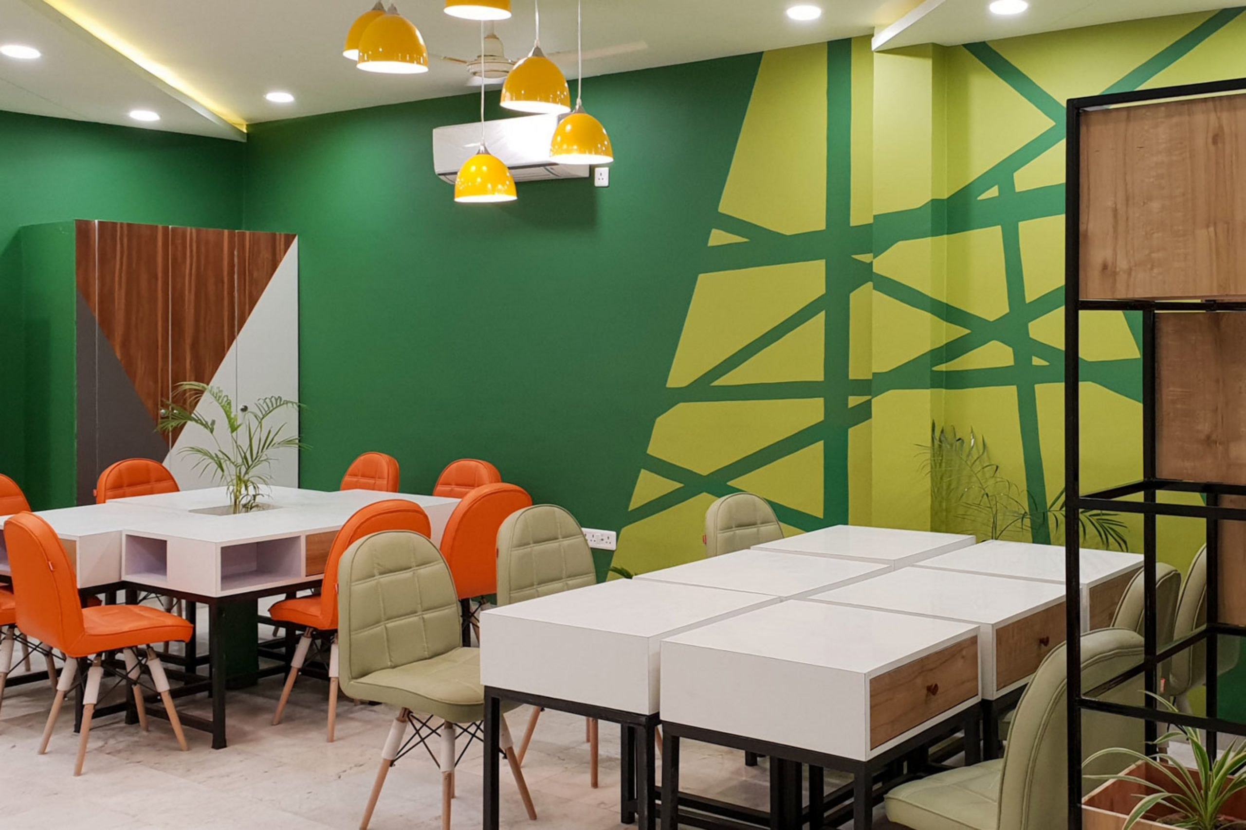 ECORK coworking space in Lucknow
