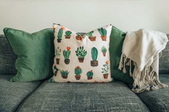 Handmade Cushion for Your Perfect Accent Chair