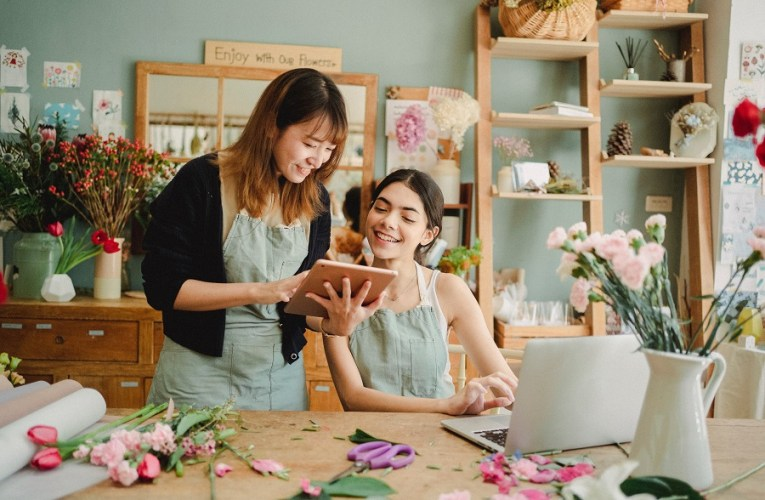 The guide for ordering flowers online