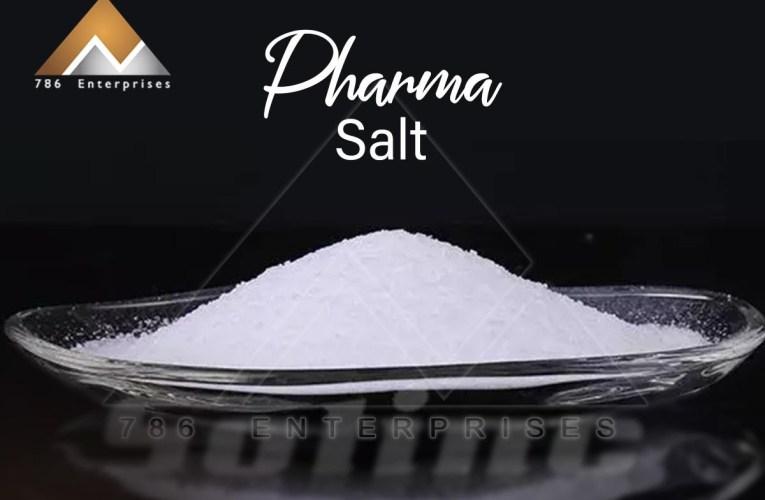 Pharma Salt & Uses of Pharma salt