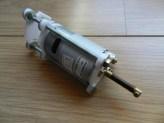 Routing DC motor.