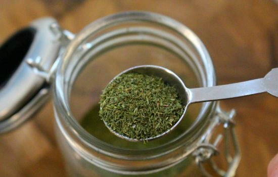 dried-dill-weed