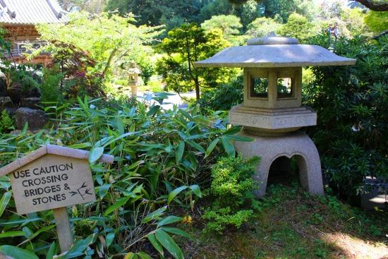 San Francisco Japanese Tea Garden Dig For Your Dinner