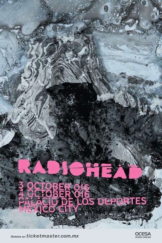 Radiohead en México