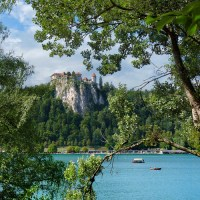 Bled Castle is the oldest castle in Slovenia by B℮n on Flickr