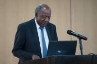 Former Finance Minister Alex Chikwanda