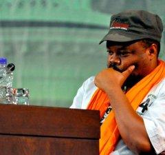 4th Revolution leader Eric Chanda-Picture by Tenson Mkhala