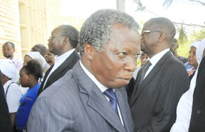 People's Party leader Mike Mulongoti