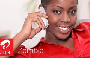 Airtel Zambia advert