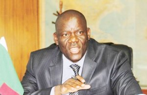 PF Secretary General Davies Mwila: File picture