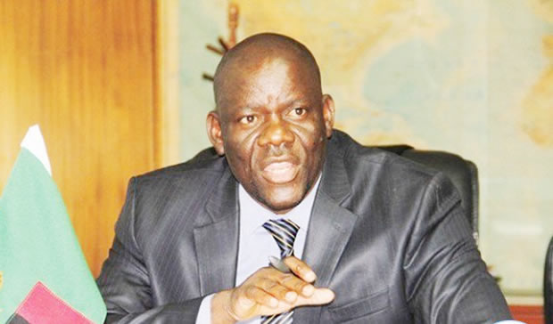 PF Secretary General Davies Mwila: File picture