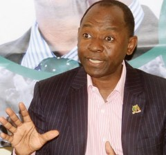 Kelvin Bwalya Fube: File picture