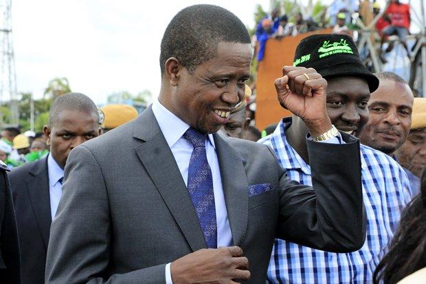 President Edgar Lungu-Picture by Tenson Mkhala