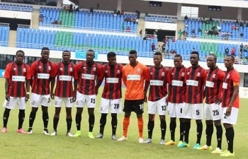 Zanaco fc starting 11: File picture