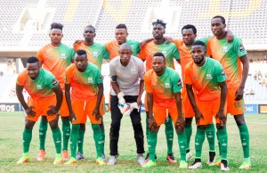 Zesco United Startting 11 against Wydad