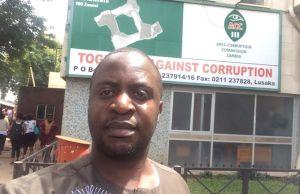 UPP leader Saviour Chishimba: File Picture
