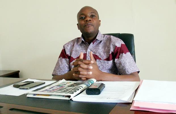 Antonio Mwanza: file picture