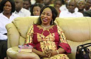 Regina Chiluba: file picture