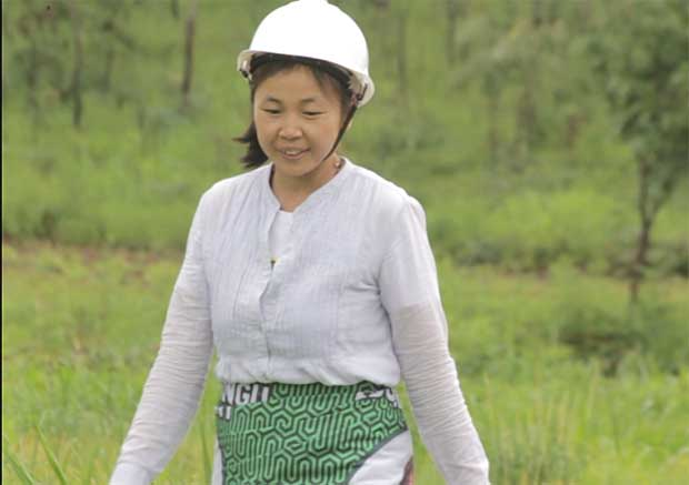 Chinese Catherine Lu
