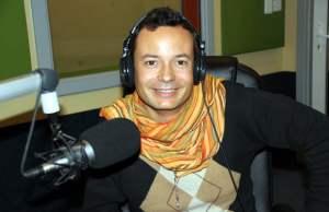 Human Rights Activist David Wightman on UNZA radio during Lusaka Star program-picture by Tenson Mkhala