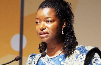 Deputy Speaker of the National Assembly Catherine Namugala: file picture