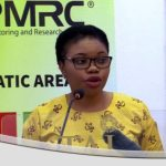 PMRC executive director Bernadette Deka Zulu