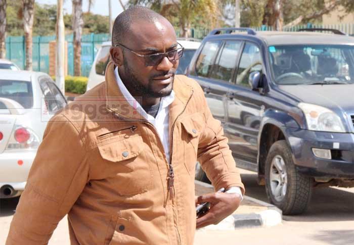 State witness Celestine Mukandila