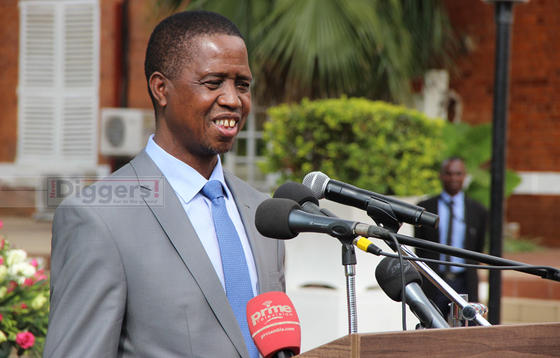 Lungu State Address