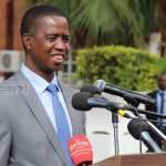 Lungu State Address