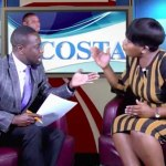 Costa interviews Kampamba Mulenga on Diamond TV