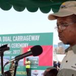 President Edgar Chagwa Lungu during the Ground Breaking ceremony of Lusaka -Ndola Dual Carriageway in Chibombo District on 08-08-2017 Pictures By Eddie Mwanaleza