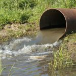 LCC nabs 9 for discharging effluent in drainage