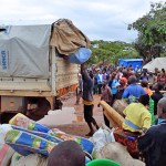 Relocation of Congolese refugees from the congested Kenani Transit Centre in Nchelenge to a newly opened permanent site, Mantapala Refugee Settlement