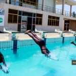 Swimmer Mia to All Africa Youth Games
