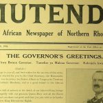 "Colonial state-owned ""Mutende"" was more considerate than Times"