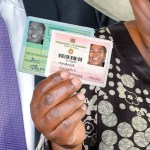 Zambia voters' card and NRC