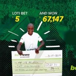 Solwezi man wins K67,147 from K5 bet