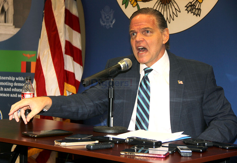US Recalls Its Zambian Ambassador Over Gay Rights Stance