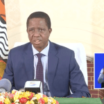 President Edgar Lungu address the nation on COVID-19